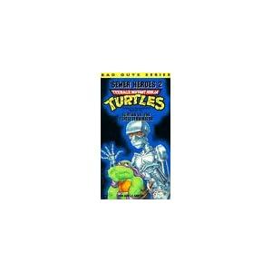 Teenage Mutant Ninja Turtles - The Bad Guys Series: Turtles Vs. the Turtle Terminator movie