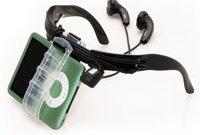 NEKFIT Gloss Black iPod holder at Amazon.com