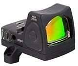 Trijicon Rmr Led 3.25 Moa Red Dot Adjustable Sight (Rm66 Mount)