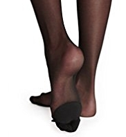 Hi Heel™ Hosiery Cushioned 10 Denier Ladder Resist Sheer Tights