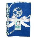Blue My Mind Hooded Towel - Blue