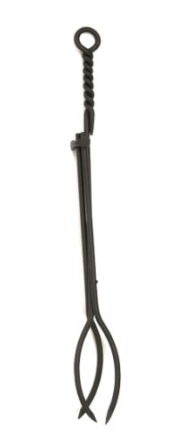 Minuteman International WR-02T Standard Rope Design Tongs, 28-Inch L (Iron Fireplace Tongs compare prices)