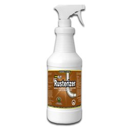 Green Bean Rusterizer 32oz Organic Rust Remover To Remove Rust With No Scrubbing Or Wiping.