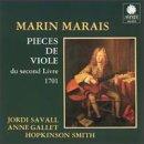 Marais - Pièces de Viole du second Livre 1701 / Savall · Gallet · Smith