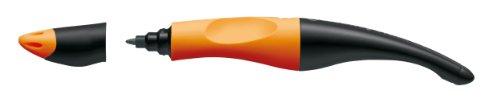 Stabilo EASYoriginal - Bolígrafo de punta rodante para diestros, color naranja