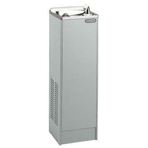 Elkay Fd7003F1Z 3 Gph Floor Mount Space-Ette Cooler With Prepped Glass Filler, Light Gray Granite