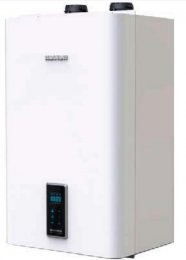 NCB-180 Condensing Gas Combination Boiler with 3.4 GPM Flow Rate, 100000 BTU Heat