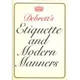 img - for Debrett's Etiquette and Modern Manners book / textbook / text book
