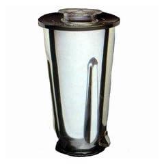 Blendin Stainless Steel Blender Jar and Lid