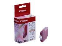 Canon 0990A002 BCI-5PM Tintenpatrone foto magenta Standardkapazität 13ml 240 Seiten 1er-Pack