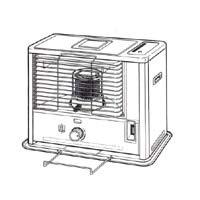 Black Friday Sengoku Hmrf 1140 Heatmate Portable Fan