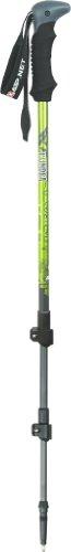 Atp Tundra * 1X Pair Aluminum Alloy Adjustable Telescopic Trekking Pole Hiking Pole Walking Stick