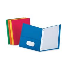 Esselte Pendaflex Corporation Products - Twin Pocket Portfolio, w/Fstnrs, 11