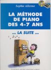 echange, troc S. Allerme - Partition : Méthode des 4-7 Ans - Piano - Volume 2 : La suite - Partition