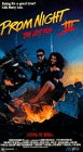 Prom Night III: The Last Kiss [VHS]