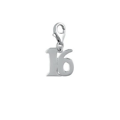 Perfect Gift Giving (925) Sterling Silver Number