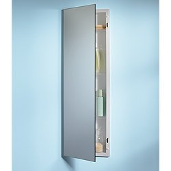 Amazon Com Jensen 735m34whg Pillar Medicine Cabinet With