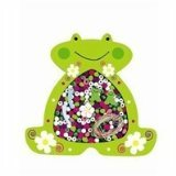 Fun Frame Beading Kit: Frog