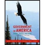 Government in Amer: People Politics&mpsl Pk