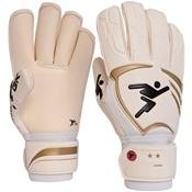 Precision Goalkeeping Schmeichel Roll Goalkeeper Gloves 10 Black / Gold / White