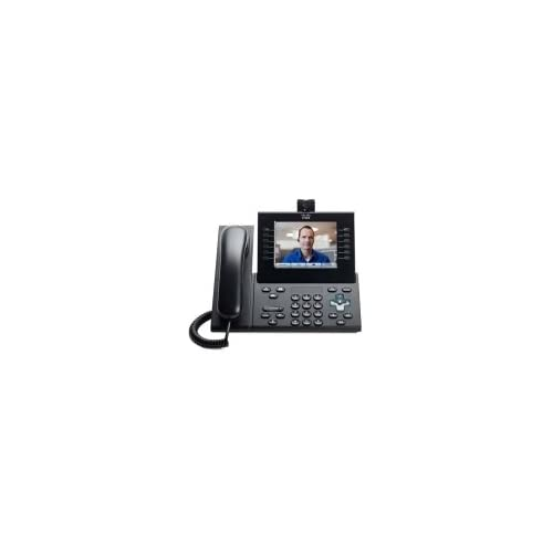 T�l�phone par VOIP CISCO9971NOIR