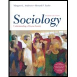 Sociology: Understanding A Diverse Society - Textbook Only (0005734959) by Margaret L. Andersen