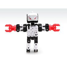 Codee Toy Building Strand - White and Black Robot - 1