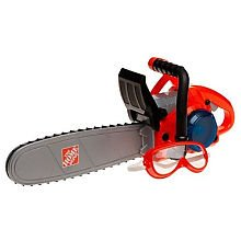 The Home Depot Deluxe Power Toy Chainsaw