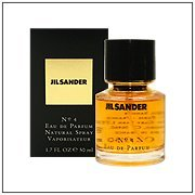 JIL SANDER Nº4 eau de perfum spray 30 ml