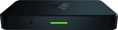 Razer Ripsaw USB 3.0 Game Stream and Capture Card for PC, PlayStation 4 or 3, Xbox One or 360, or Wii U, Uncompressed HD 1080p 60fps (Ps4 Streamer compare prices)