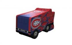NHL Montreal Canadiens Zamboni Bank & Candy Holder (includes 200g of Butterscotch Candy)