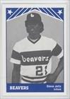 Steve Jeltz (Baseball Card) 1983 Portland Beavers TCMA #6 by Portland Beavers TCMA