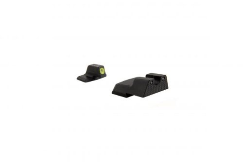 Trijicon Hk .45 Hd Night Sight Set-Yellow Front Outline Hk111Y