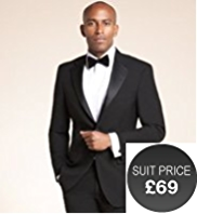 XS Machine Washable 2 Button Dinner Jacket