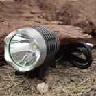 T6 Water Resistant Xml-t6 3-mode 930-lumen White Led Bike Light With Battery Pack Set