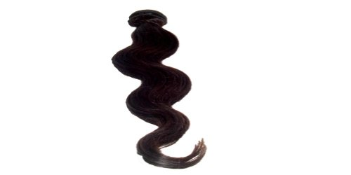 100% Virgin Indian remy remi human hair extension Body Wave weft weave 18 inch 1B Natural color 100grams