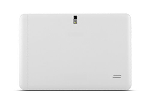 10.1 Inch Android Tablet 'Storm' - Android 4.2, Dual Core 1.3Ghz, 1024x600 Resolution, 4GB ROM + 32GB SD Card Slot, (White)