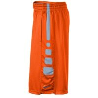 Nike Shorts, Elite Stripe Basketbal Team Orangedark Amory Blue 2xl