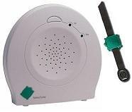Safety Turtle Pool Alarm w/Base Unit & 1 Green Wristband