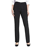 M&S Collection 2 Welt Pocket Straight Leg Trousers
