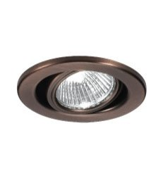 Wac Lighting Hr-837-Cb Recessed Low Voltage Trim Mini Round Adjustment