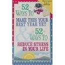 52 Ways to Reduce Stress in Your Life