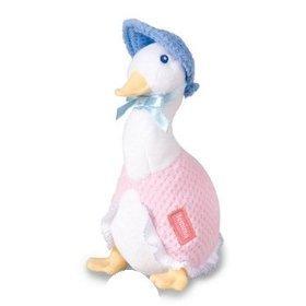 Jemima Puddleduck Baby Rattle front-989557