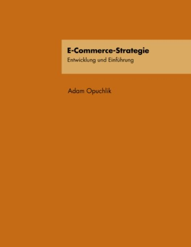 E-Commerce-Strategie (German Edition)