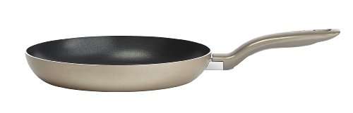 T-fal C067SC Metallics Nonstick Thermo-Spot Heat Indicator Cookware Set, 12-Piece, Bronze