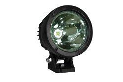 "25 Watt High Intensity Led Light - 12-32V Dc - 1000Ft Spot Beam - 4.5""Od Light Head"