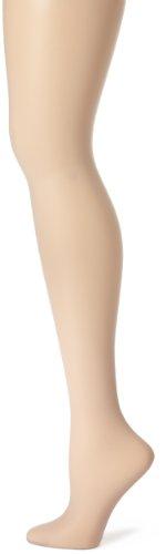 Hanes Women's Control Top Sheer Toe Silk Reflections Panty Hose, Clay, A/B