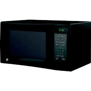 GE Microwave Black Model #WES1130DMBB