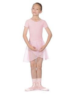 new girls ballet leotard pink age 5-6years