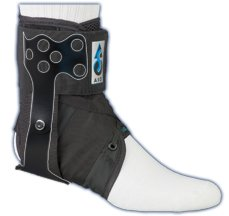 aso ankle brace how to put on